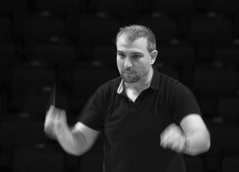 Edmundo Vidal Director de Orquesta, director de banda de música cualificado